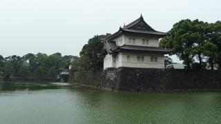 Vakttårn ved Keiserpalasset