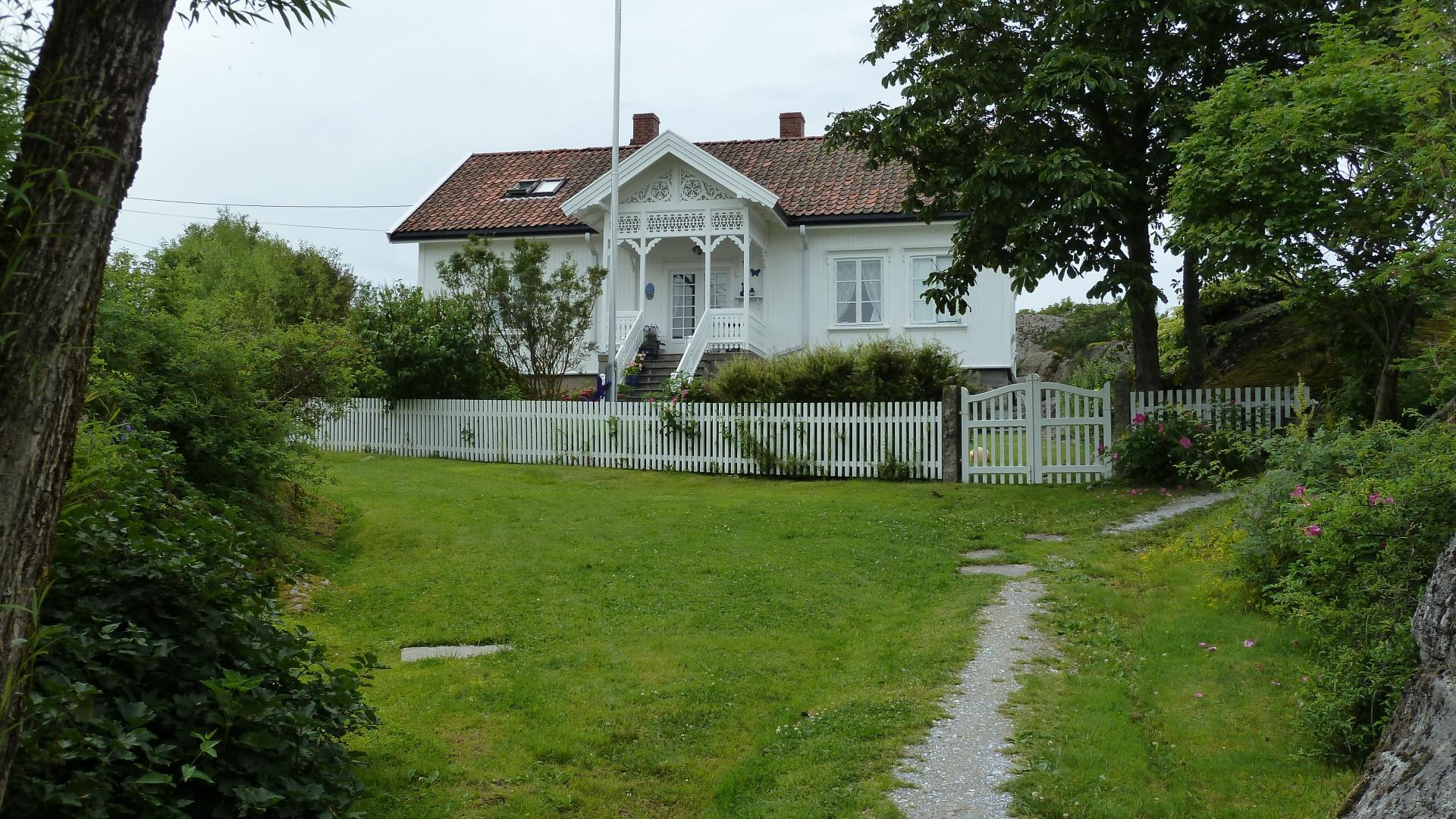 Skolen på Lauer, Hvaler juli 2011