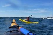 Åpent hav utenfor Herføl