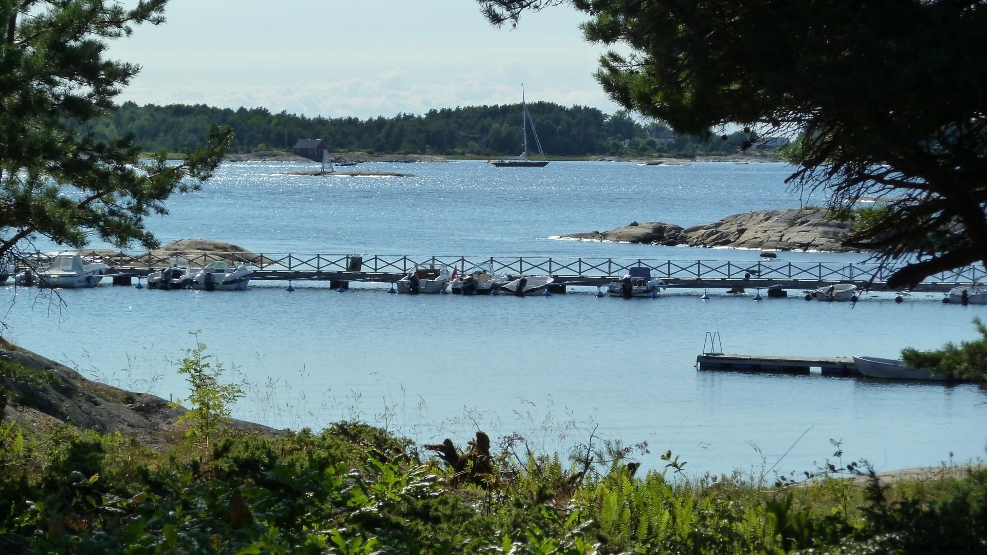 Gjølertangen på Søndre Sandøy, Hvaler juli 2010