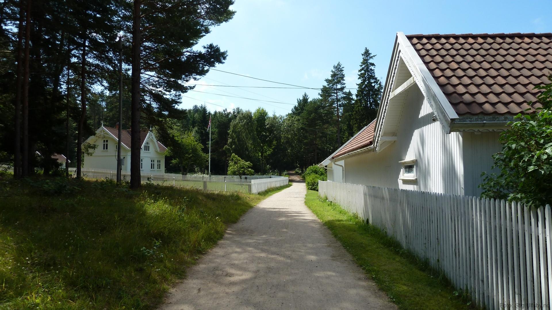 Gravningen, Søndre Sandøy, Hvaler juli 2010