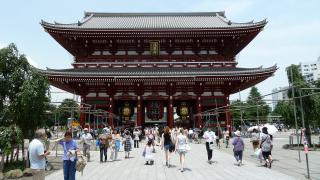 Sensoji tempelet