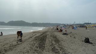 Stranden i Kamakura