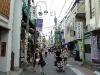 Handlegaten i Kamakura