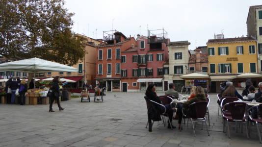 Dorsoduro - Café Rosso