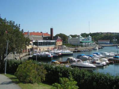 Strömstad havn